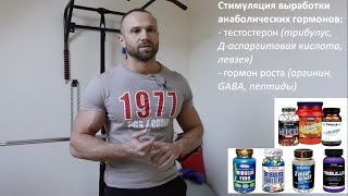 видео Вещества для роста мышц