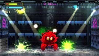 Tembo The Badass Elephant M.E.G.U. Boss Gameplay PS4 1080p 60 FPS.