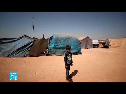 سوريا: مصير النازحين من إدلب رهن القرار الدولي حول المساعدات الإنسانية  - 11:59-2020 / 7 / 10