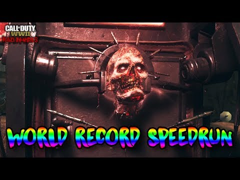 WORLD RECORD SPEEDRUN (29:38)!!! SHADOWED THRONE EASTER EGG