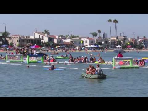 Beach Water Polo in Long Beach California 2017