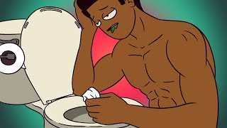 THINGS I HATE : Throwing Up (Animated Story)