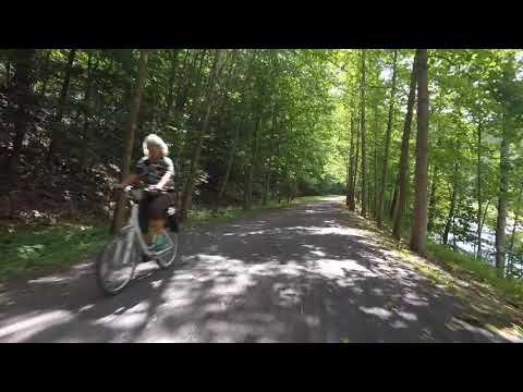 Pine Creek Rail Trail 082517