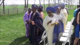 Nigerian  White Wedding (Jay & Crystal)