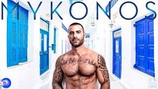 Gambar cover DJ ARON - MYKONOS 2018