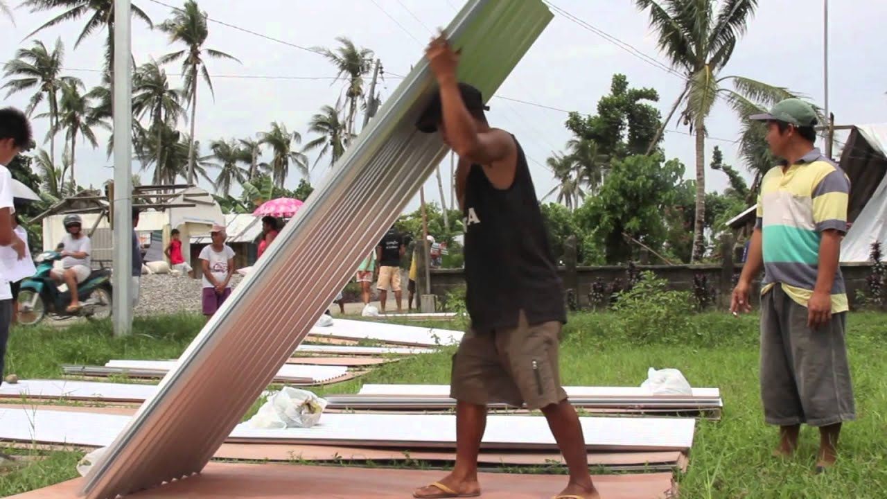ADRA Philippines   Tacloban Network Project   Update   Aug 1, 2014