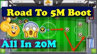 Soccer stars all in 20m & road to france 5m boot - amazing top goals & skills #4