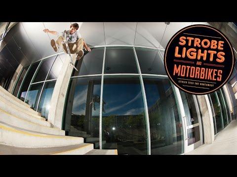Etnies' Strobe Lights and Motorbikes Video
