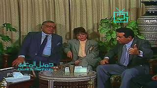 شاهد فريد شوقي ونور الشريف و يونس شلبي و نوادرهم مع كرة القدم | ذكريات الزمن الجميل