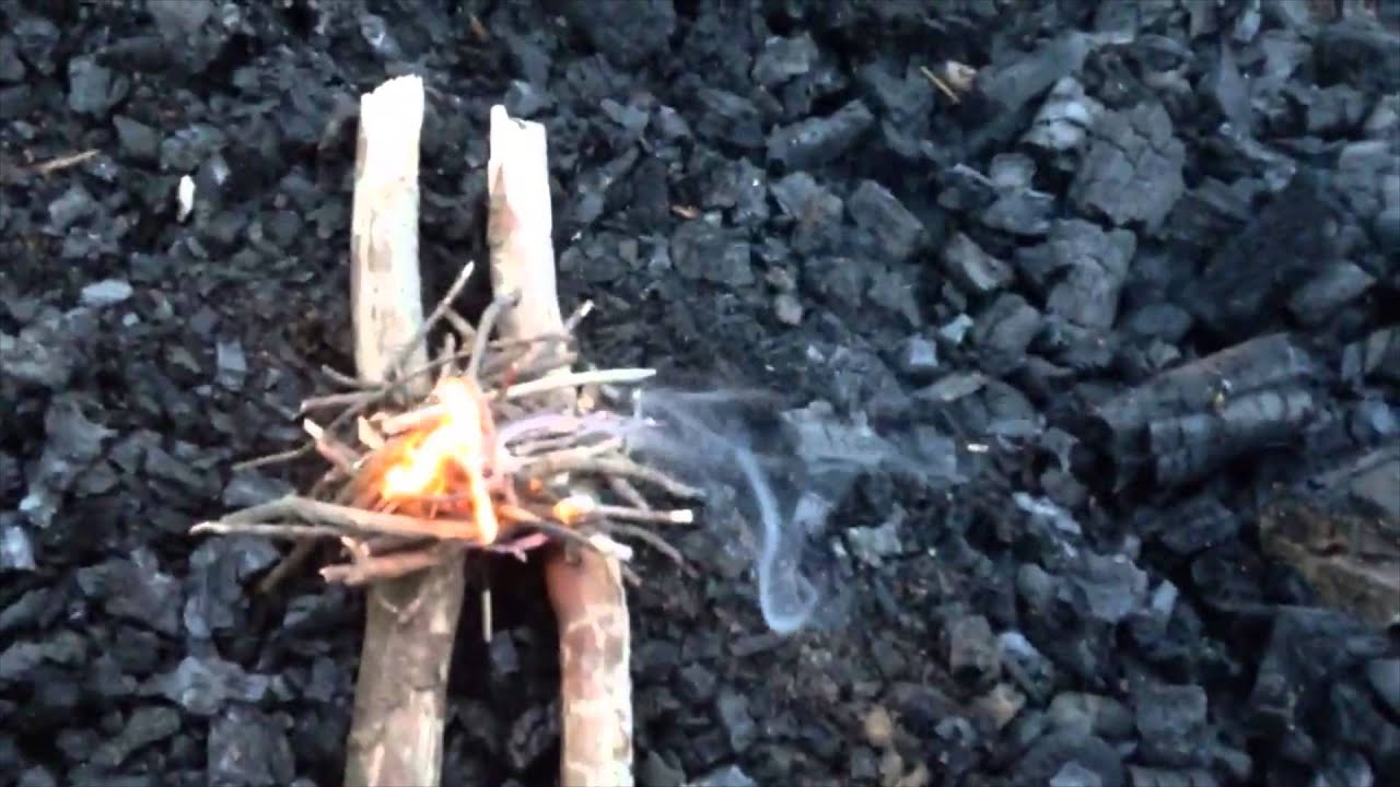 how to make a perfect fire youtube