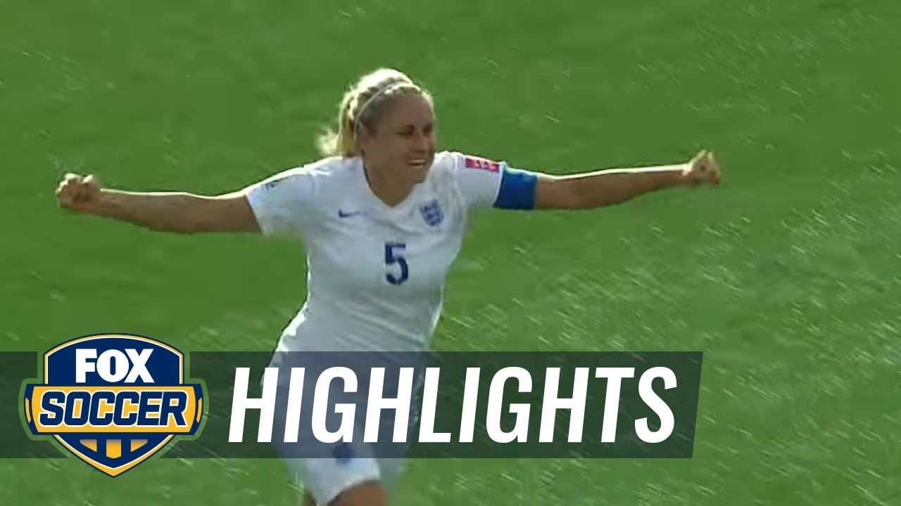 Houghton equalizes for England