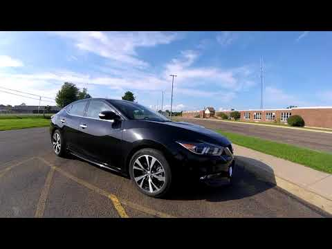 2017 Nissan Maxima - Fastest Sedan under 40k ?? 0-60 , Road Test & Review