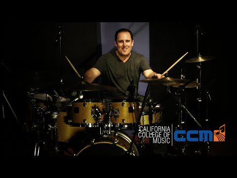 California College of Music Instructor Spotlight: Craig Pilo, Drum Program Chair