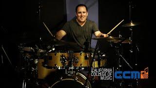 California College of Music Instructor Spotlight: Craig Pilo, Drum Program Chair