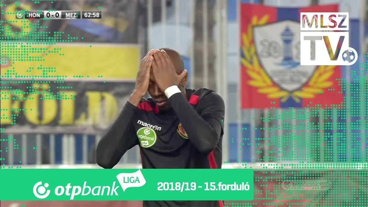 Budapest Honvéd - Mezőkövesd Zsóry FC | 1-1 (0-0) | OTP Bank Liga | 15. forduló | 2018/2019
