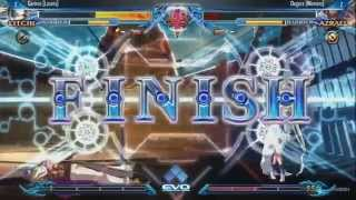 Save Me From Anything goes with everything: Blazblue