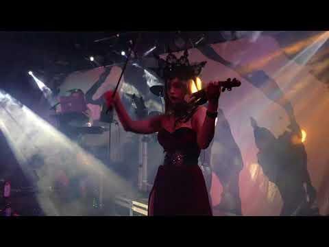 Crüxshadows Live at QXT's Nightclub 2.2.18
