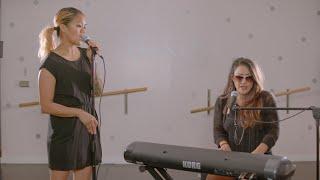 """Love Song"" - Sara Bareilles (Cover) Tanya Alota & Anne Marie Ceralvo"