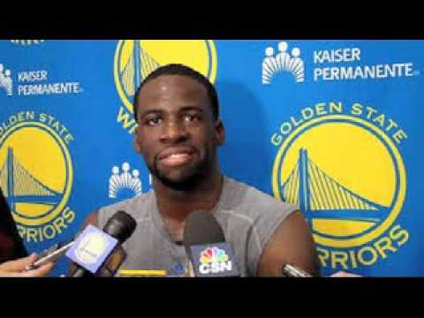 DRAYMOND GREEN COMPLETELY DESTROYS CHARLES BARKLEY AFTER HEARING HIS COMMENTS ABOUT LEBRON JAMES!