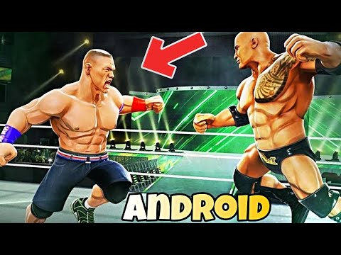 Download WWE Mayhem Apk-Data Free For Android | 2018