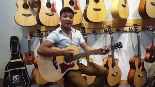 """Hướng dẫn học và mua Guitar theo phong các """"Ngô Núi"""""""
