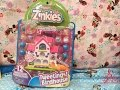 Squinkies Zinkies Tweeting Birdhouse Playsets! So tiny and cute! Review and Unboxing!