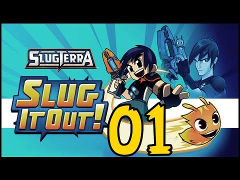 Slugterrâneo: Slug it Out!: TREINAMENTO PARA O DUELO