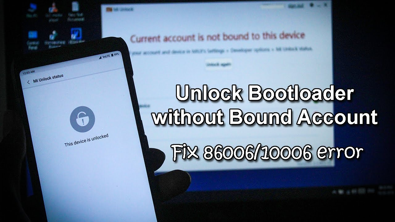 Redmi Note 5 Pro Or Any Xiaomi Devic Unlock Bootloader