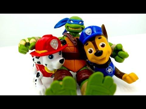 Смотреть мультфильм «Щенячий патруль» онлайн в хорошем