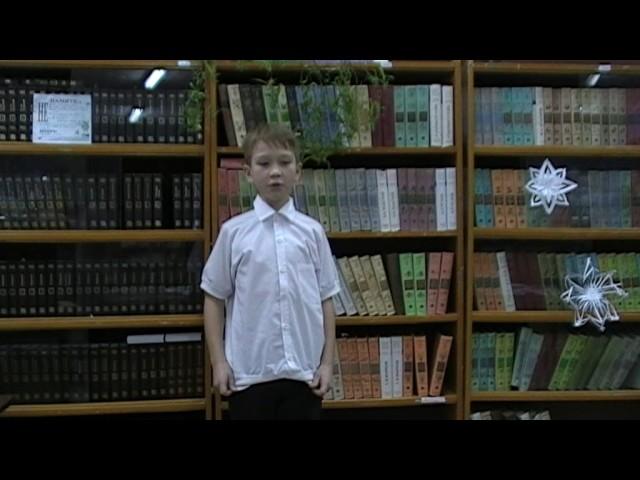 Изображение предпросмотра прочтения – РоманРыков читает произведение «Дети и птичка» А.Н.Плещеева