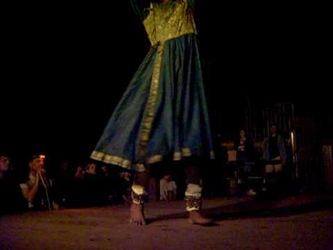 Derek Phillips muslim dancing