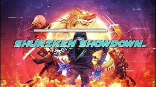 VICTORIUS - Shuriken Showdown (Official Lyric Video) | Napalm Records