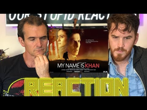 MY NAME IS KHAN   Trailer REACTION!!!!