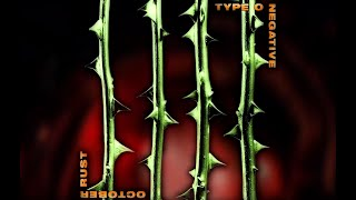Type O Negative - Red Water (Christmas Mourning) Cover