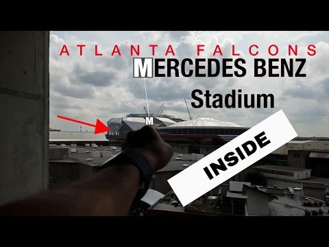 Inside the NEW Atlanta Falcons Stadium 4K