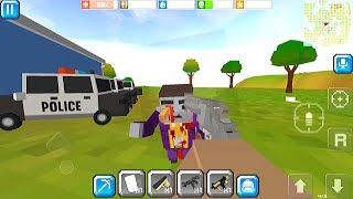 Cube Z (Pixel Zombies) | Gameplay Walkthrough Part 1 screenshot 1