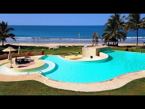 Top5 Recommended Hotels in Brufut, Gambia