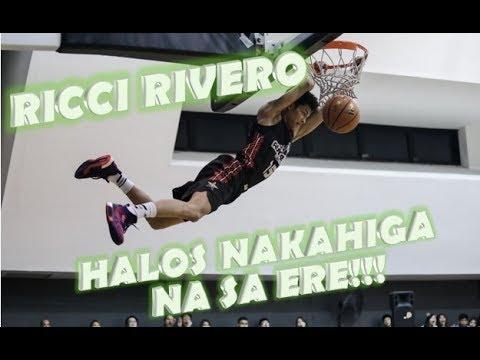 Ricci Rivero Monster Dunks In Taipei (Throwback Video)
