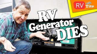 A SIMPLE Onan Generator Fuel Pump Test and Replacement Tips