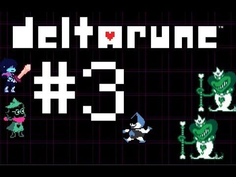 Cue the Fanfare! | DELTARUNE #3