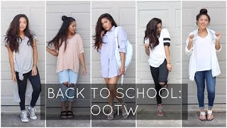 Back to School: OOTW | SydBiscuit