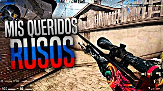 """MIS QUERIDOS RUSOS"" - Counter-Strike: Global Offensive #5 - sTaXx"
