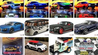 Hot Wheels Entertainment Forza Motorsport,  Maisto Designs, Tarmac Works, GreenLight and