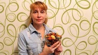 Кабачки по корейски! СЕКРЕТ рецепта вкусного салата на скорую руку!