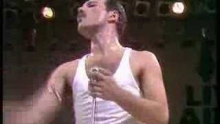 Queen - Live Aid·1985-07-13 - We Will Rock You