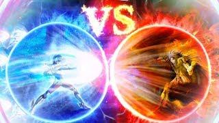 ⚡ God vs God ⚡
