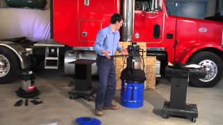 OTC #5286  DPF Portable Cleaning System  - Training