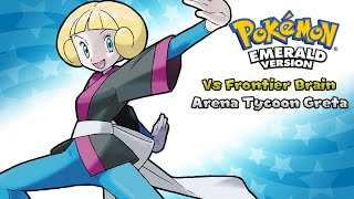 Download Pokemon Emerald - Battle! Frontier Brain Music (HQ) MP3 song and Music Video