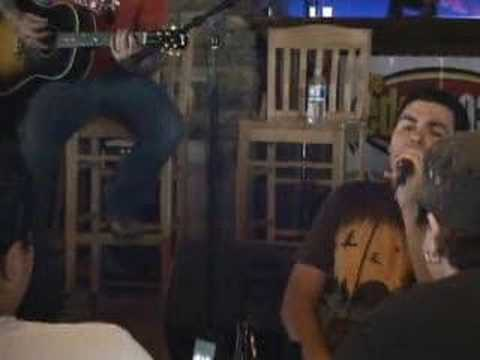 Alien Ant Farm - Attitude - Live Acoustic in Tempe 2008