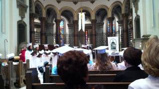 Prayer of the Children - Saint Gertrude High School Ensemble
